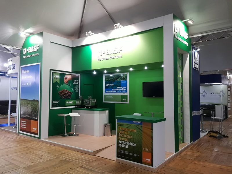 STAND BASF - AGRISHOW