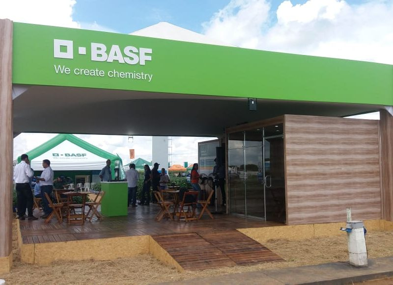 STAND BASF - SHOW SAFRA
