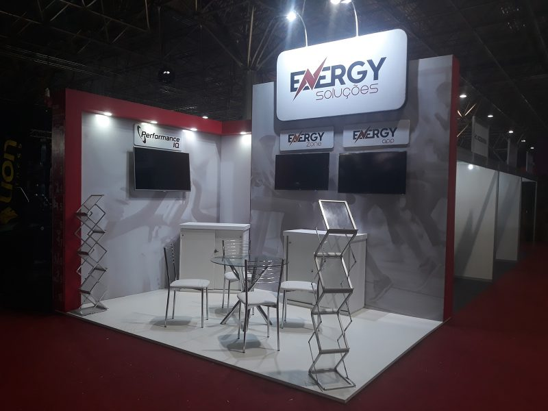 STAND ENERGY - CAPITAL FITNESS