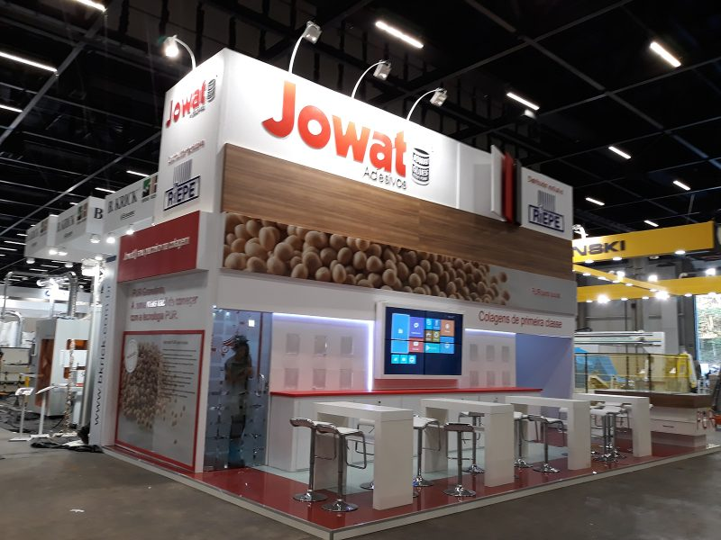 MONTAGEM STAND LATERAL JOWAT - FOR MOBILE