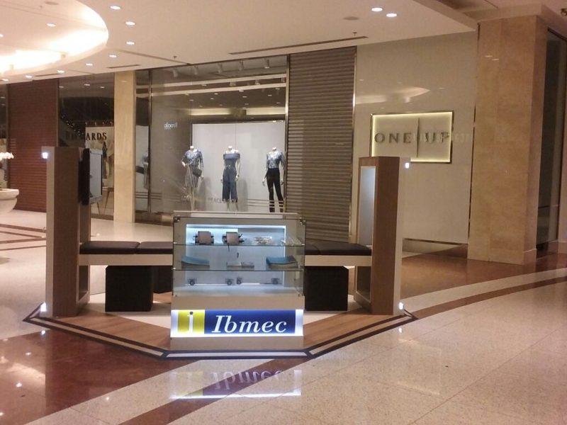 Quiosque Ibmec Park Shopping