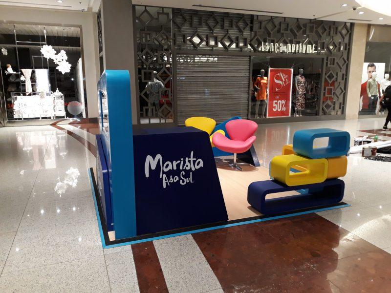 Quiosque Frontal Marista | Park Shopping