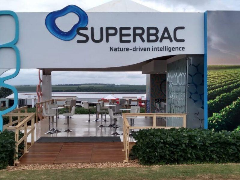 Estande Frontal Super BAC - Show Rural Coopavel