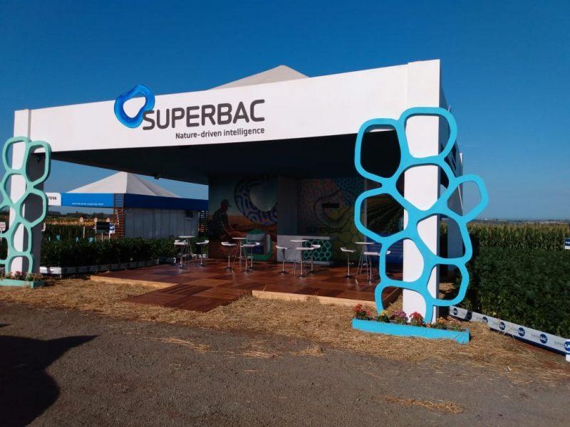 Estande Frontal Super Bac - Dia de Campo Cocari