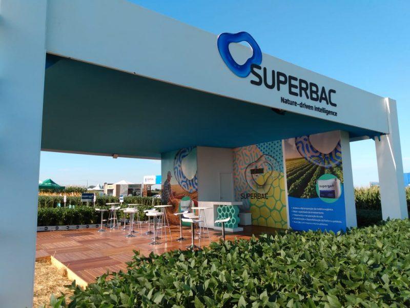 Estande Lateral Super Bac - Dia de Campo Cocari