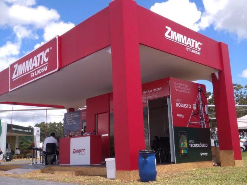 Estande Lateral Zimmatic - Agro Rosário